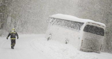 Megdöbbentő, ami jön! Áprilisi havazásról beszélt Németh Lajos, és ez még szinte semmi