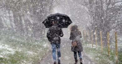 Friss: Havazás, szélvihar és zivatar miatt is figyelmeztetés van érvényben péntekre