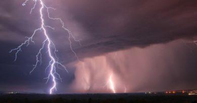 Időjárás: Már a nyakunkon vannak a záporok, zivatarok és a felhőszakadás