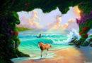 Tornásztasd a szemed: Hány lovat találsz meg a képen? Csak az emberek 2% -a látja csak mindet!