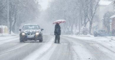 MUTATJUK MIKOR JÖN A HAVAZÁS ÉS A FAGY! Országos fagy JÖN, havazással, borzalmas hideggel köszönt be az igazi tél!