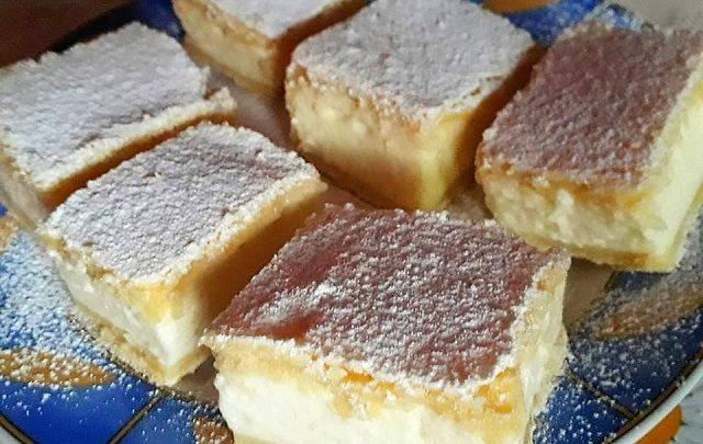 Ellenállhatatlan tejfölös-pudingos sütemény: pofonegyszerű, pénztárca barát és nagyon finom