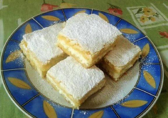 Vaníliás túrós pite: egy leheletnyi mazsolával még mennyeibb!