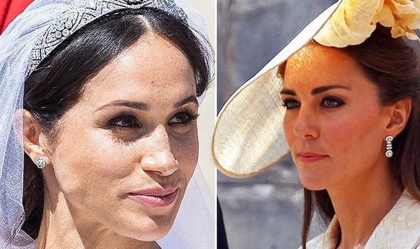Hatalmas botrány a palotában: Katalin és Meghan hercegné látni sem akarja egymást