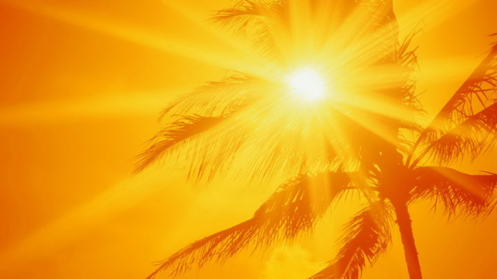 Péntekre az egész országra II. fokú figyelmeztetést adtak ki a hőség miatt