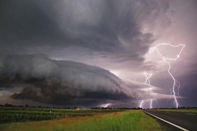I. fokú riasztás van érvényben: már a küszöbön kopogtat a vihar